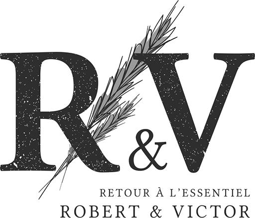 Robert & Victor site logo