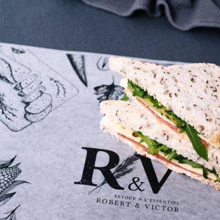 New Yorker Gluten-Free Sandwich