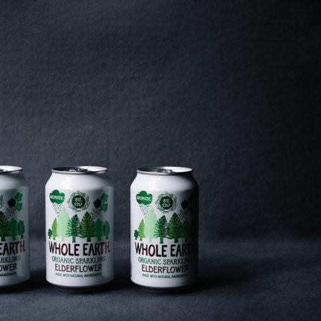 Organic Sparkling Elderflower Drink