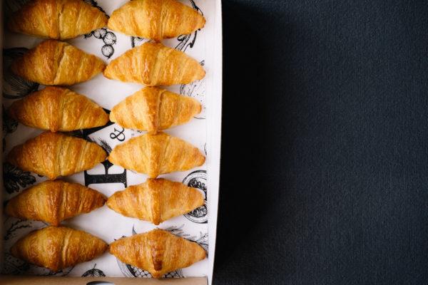 Box of Mini Croissants