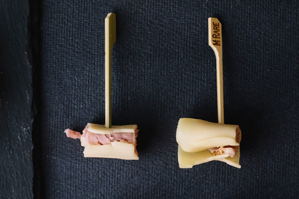 Roast Ham & Emmental Mini Roulade