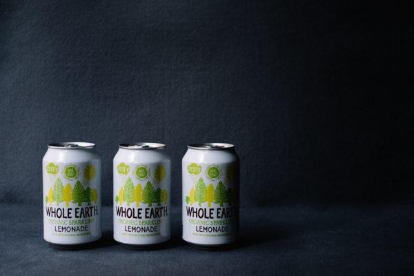 Organic Sparkling Lemonade